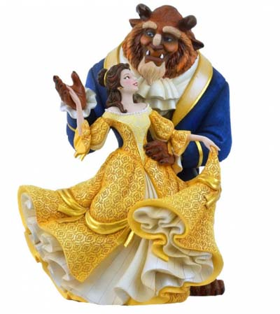 Disney Showcase Collection Beauty and the Beast Deluxe Figurine 6006277