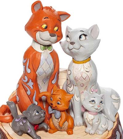 Disney Traditions Carved by Heart Figurine 6007057