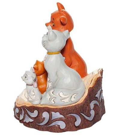 Disney Traditions Aristocats Carved by Heart 6007057