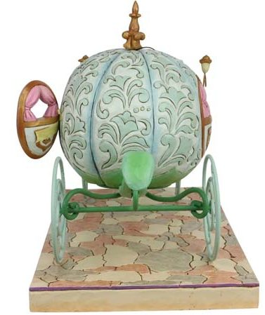 Enchanted Carriage Cinderella Carriage Figurine 6007055