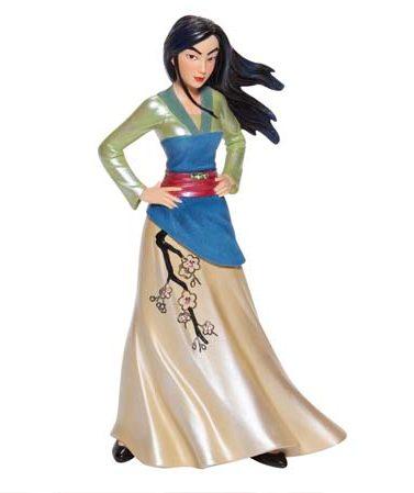 Disney Showcase Mulan Couture de Force 6007187
