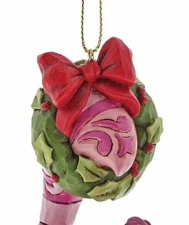 Disney Traditions Cheshire Cat Hanging Ornament