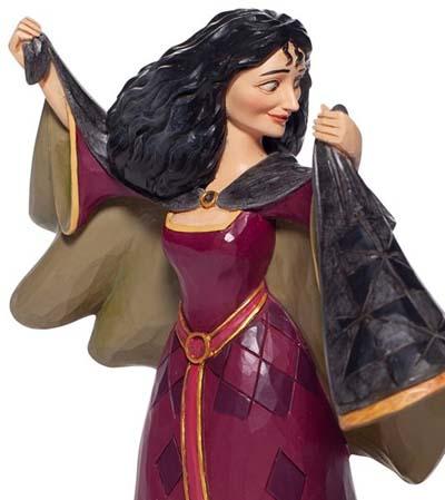 Disney Traditins Mother Gothel with Rapunzel Scene Figurine 6007073