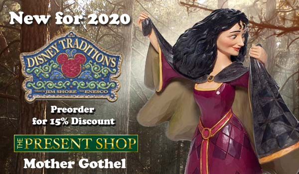 Disney Traditions Mother Gothel Figurine 6007073